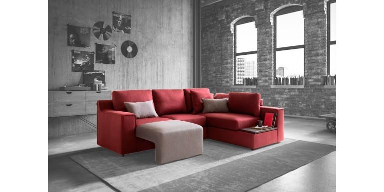 Cuscini Per Divano Rosso.Loft Privato